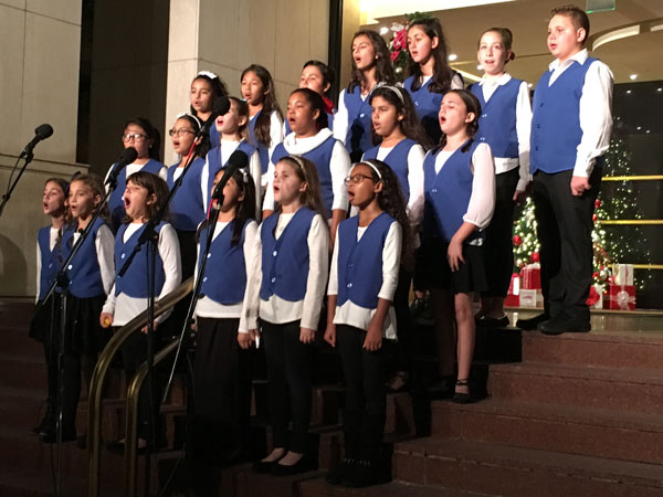 Gallery 2016 Merrick Festival Caroling Competition Coral Gables Florida